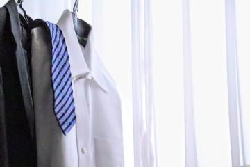 スーツ・ワイシャツ・ネクタイ